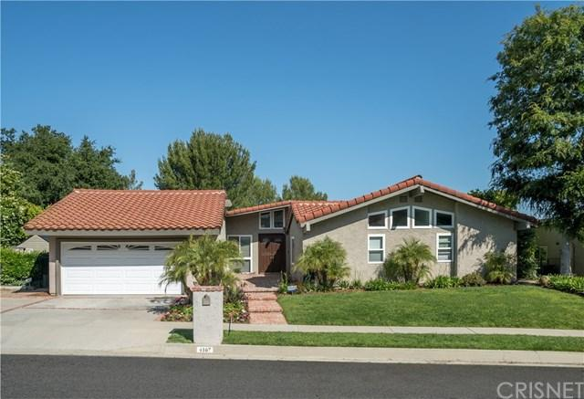 4167 Bon Homme Road, Calabasas, CA 91302 (#SR19128196) :: Fred Sed Group