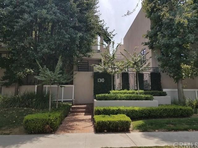 1310 E Orange Grove Boulevard #321, Pasadena, CA 91104 (#OC19125301) :: Fred Sed Group