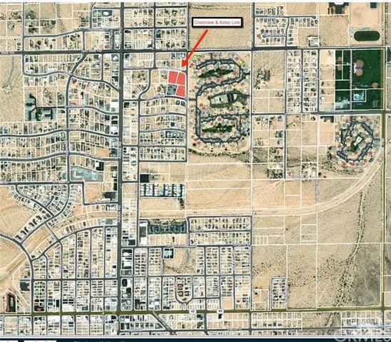 Crestview Drive Avenue, 29 Palms, CA 92277 (#219015717DA) :: J1 Realty Group