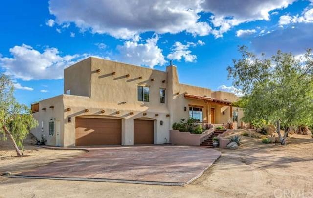57634 Manzanita Drive, Yucca Valley, CA 92284 (#JT19129369) :: RE/MAX Masters