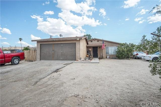 74755 Baseline Road, 29 Palms, CA 92277 (#CV19126440) :: California Realty Experts