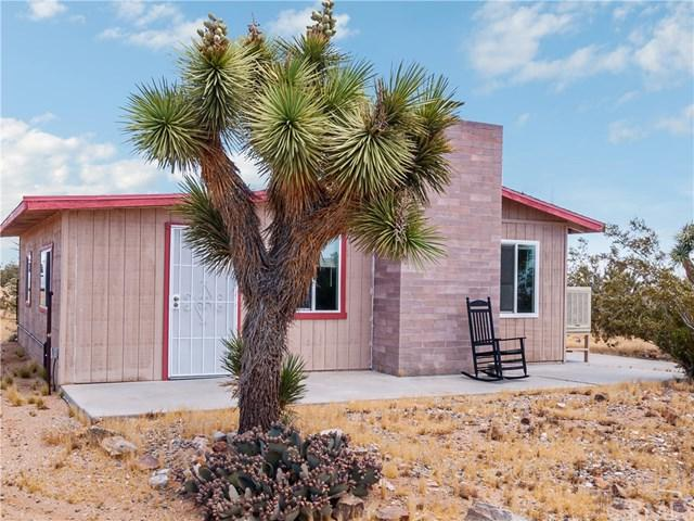 59811 Sharp Terrace Drive, Yucca Valley, CA 92252 (#JT19129548) :: RE/MAX Masters