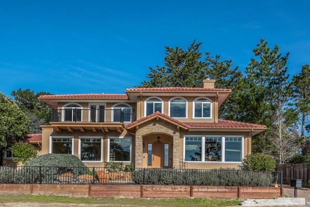 4157 Sunridge Road, Pebble Beach, CA 93953 (#ML81754814) :: RE/MAX Parkside Real Estate
