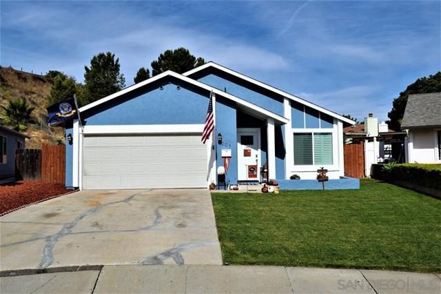 207 Glen Vista Street, San Diego, CA 92114 (#190030348) :: Fred Sed Group