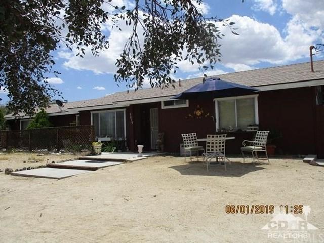 6815 Mount Shasta Avenue, Joshua Tree, CA 92252 (#219015743DA) :: Steele Canyon Realty