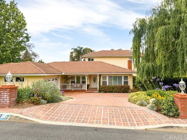 7 Hitching Post Drive, Rolling Hills Estates, CA 90274 (#SB19129829) :: Go Gabby
