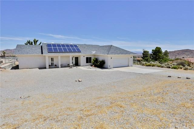 61164 Navajo Trail, Joshua Tree, CA 92252 (#JT19130008) :: RE/MAX Masters