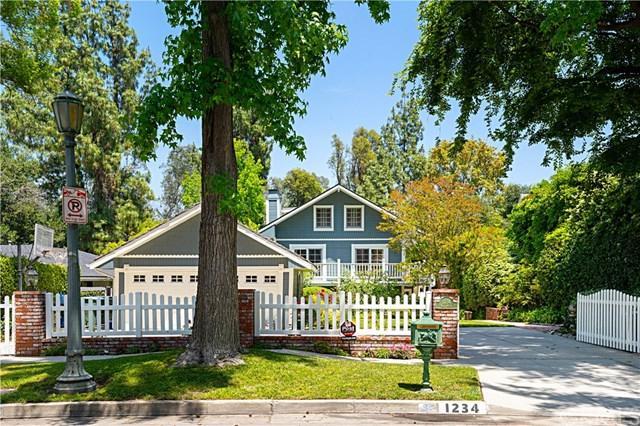 1234 Wellington Avenue, Pasadena, CA 91103 (#AR19130567) :: Team Tami