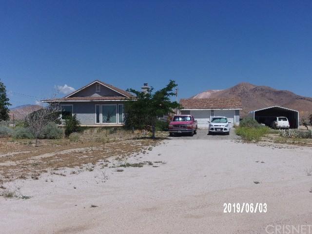 9081 Soledad Road, Mojave, CA 93501 (#SR19130782) :: Rogers Realty Group/Berkshire Hathaway HomeServices California Properties
