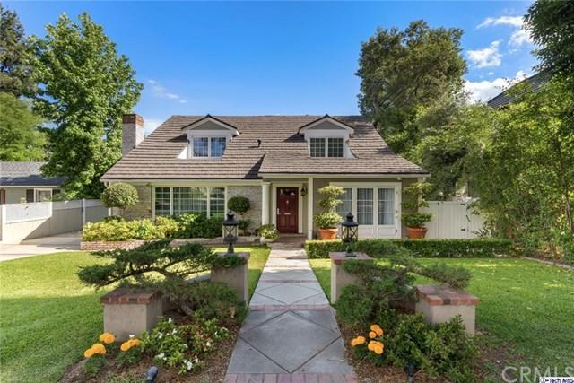 1200 Laurel Street, Pasadena, CA 91103 (#319002188) :: The Brad Korb Real Estate Group