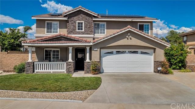 5763 Shady Rock Lane, Fontana, CA 92336 (#CV19131111) :: Mainstreet Realtors®