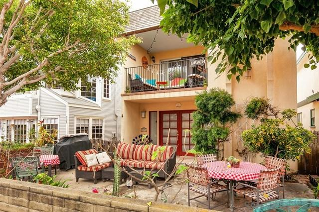 731 Dover Ct, San Diego, CA 92109 (#190030617) :: Fred Sed Group