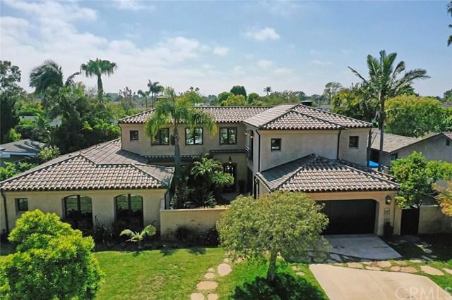 1633 Highland Drive, Newport Beach, CA 92660 (#OC19129802) :: Fred Sed Group