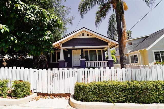 163 Painter Street, Pasadena, CA 91103 (#CV19131254) :: Team Tami