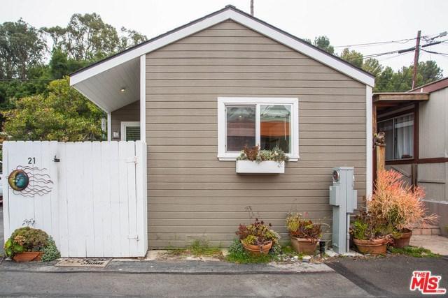 21 Paradise Cove Road, Malibu, CA 90265 (#19473612) :: The Laffins Real Estate Team