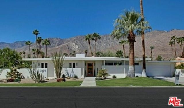 2493 S Camino Real, Palm Springs, CA 92264 (#19472876) :: The Darryl and JJ Jones Team