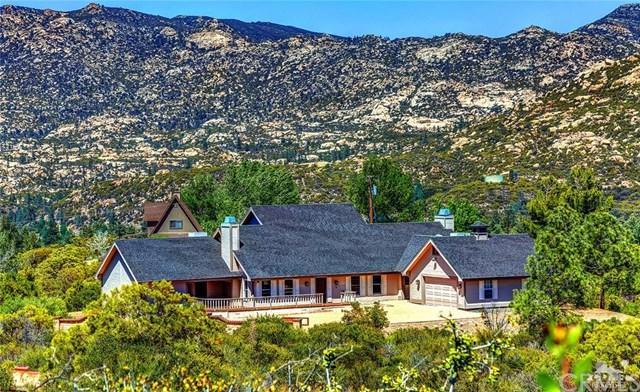 37150 Gold Shot Creek Road, Mountain Center, CA 92561 (#219016083DA) :: J1 Realty Group