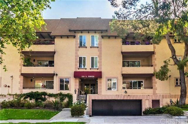 225 S Tower Drive #202, Beverly Hills, CA 90211 (#SR19132811) :: Naylor Properties