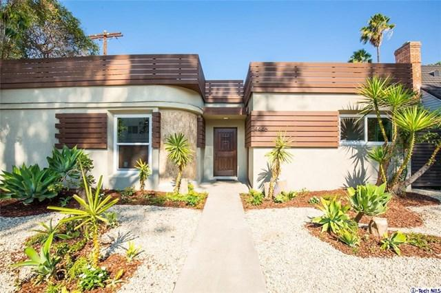 4446 Ledge Drive, Toluca Lake, CA 91602 (#319002244) :: The Brad Korb Real Estate Group