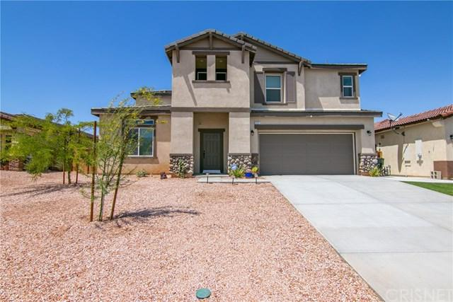 3551 Half Dome Avenue, Rosamond, CA 93560 (#SR19133305) :: Rogers Realty Group/Berkshire Hathaway HomeServices California Properties