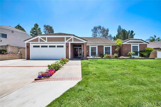 362 S Silverbrook Drive, Anaheim Hills, CA 92807 (#PW19132319) :: Fred Sed Group