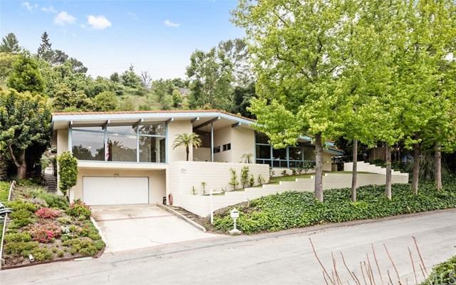 28705 Crestridge Road, Rancho Palos Verdes, CA 90275 (#SB19128855) :: Fred Sed Group