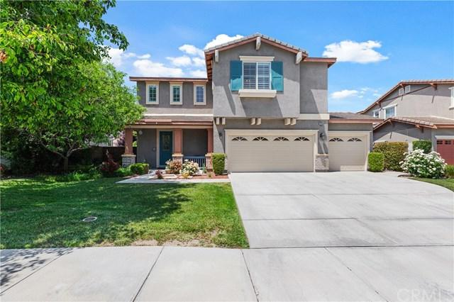 29200 Kingfisher Court, Menifee, CA 92584 (#SW19118207) :: Rogers Realty Group/Berkshire Hathaway HomeServices California Properties