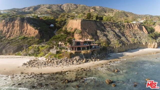 32506 Pacific Coast Highway, Malibu, CA 90265 (#19475212) :: The Laffins Real Estate Team