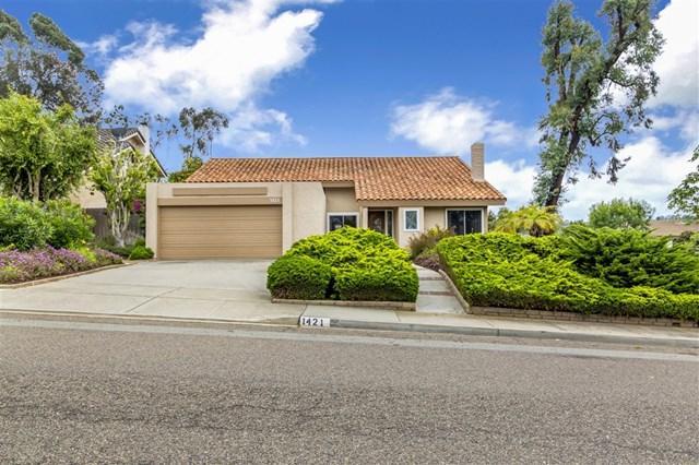 1421 Valleda Ln, Encinitas, CA 92024 (#190031384) :: Heller The Home Seller