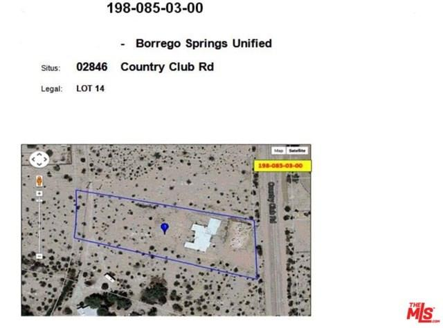 2846 Country Club Road, Borrego Springs, CA 92004 (#19475228) :: Fred Sed Group