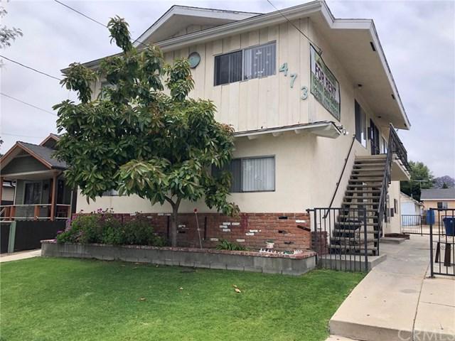 473 N Bandini Street, San Pedro, CA 90731 (#SB19134579) :: Fred Sed Group
