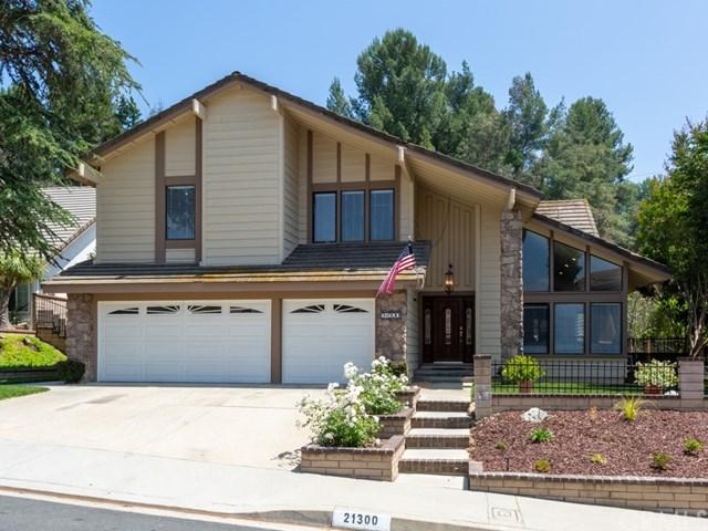21300 Chirping Sparrow Road, Diamond Bar, CA 91765 (#TR19133839) :: Fred Sed Group