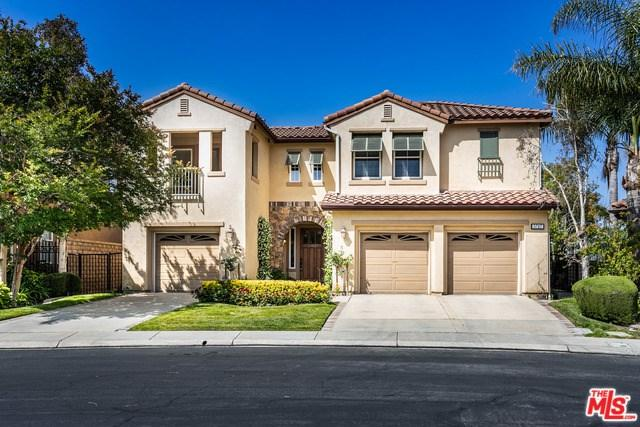5717 Indian Pointe Drive, Simi Valley, CA 93063 (#19475506) :: RE/MAX Parkside Real Estate