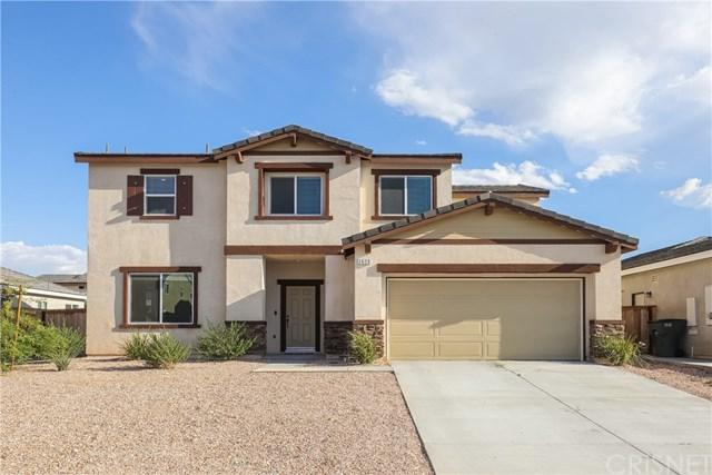 3608 Half Dome Avenue, Rosamond, CA 93560 (#SR19135110) :: Rogers Realty Group/Berkshire Hathaway HomeServices California Properties