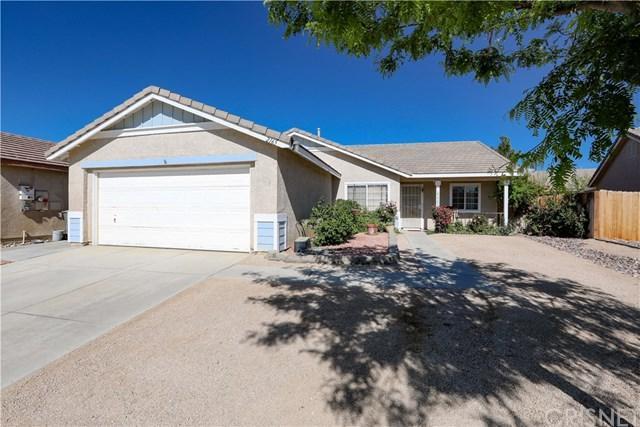 2165 Kenyon Court, Rosamond, CA 93560 (#SR19135120) :: Rogers Realty Group/Berkshire Hathaway HomeServices California Properties