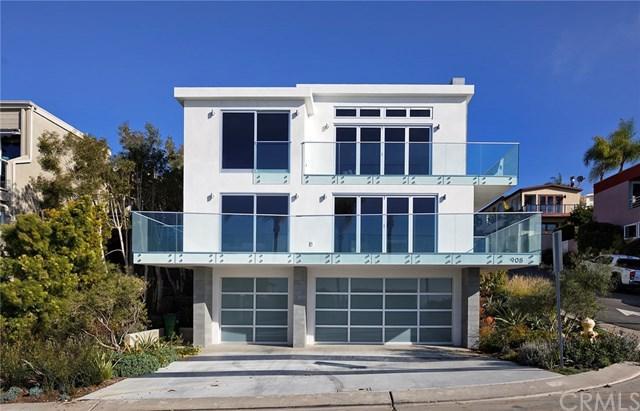 908 Quivera Street, Laguna Beach, CA 92651 (#OC19135249) :: Rogers Realty Group/Berkshire Hathaway HomeServices California Properties
