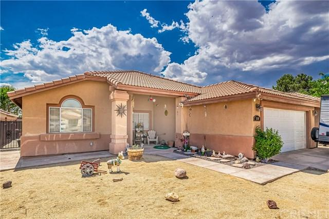 2429 Dixie Street, Rosamond, CA 93560 (#SR19135275) :: Rogers Realty Group/Berkshire Hathaway HomeServices California Properties