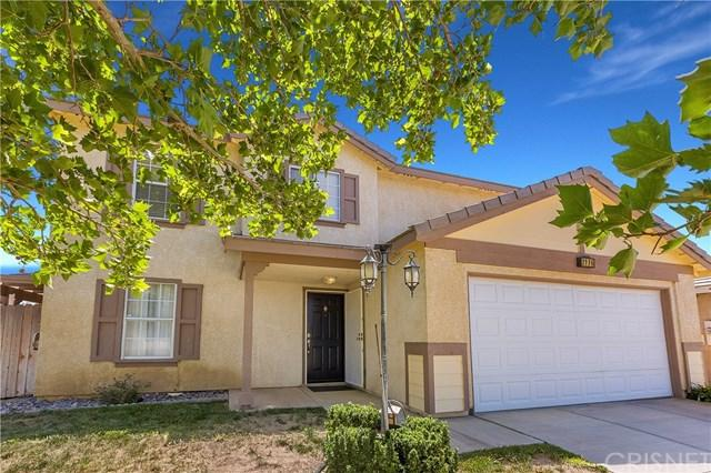 2116 Manchester Street, Rosamond, CA 93560 (#SR19135866) :: Rogers Realty Group/Berkshire Hathaway HomeServices California Properties