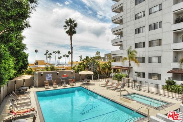 7250 Franklin Avenue #512, Los Angeles (City), CA 90046 (#19464434) :: Team Tami