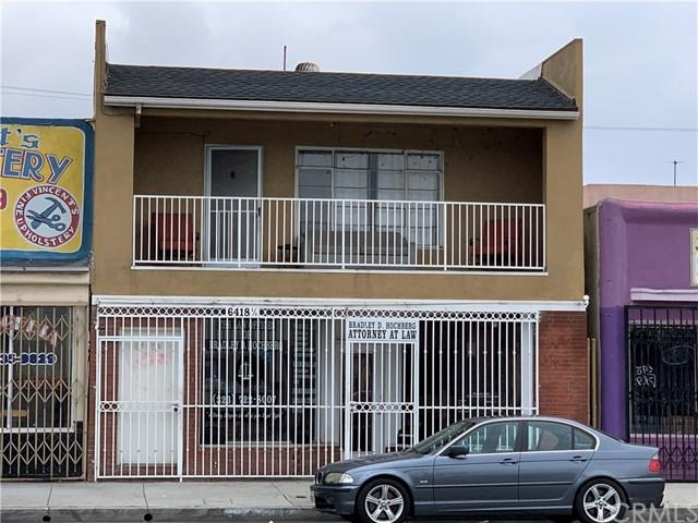 6418 Whittier Boulevard, East Los Angeles, CA 90022 (#IV19136308) :: The Parsons Team