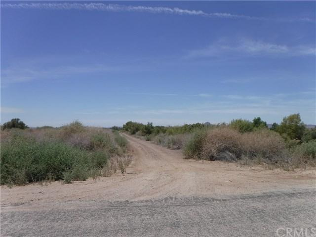 0 32 Avenue, Blythe, CA  (#SW19136558) :: Fred Sed Group
