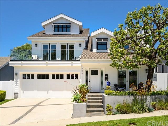 321 Avenue F, Redondo Beach, CA 90277 (#SB19136354) :: RE/MAX Masters