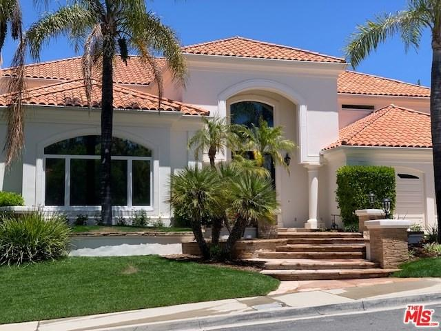 25717 Simpson Place, Calabasas, CA 91302 (#19475940) :: Fred Sed Group