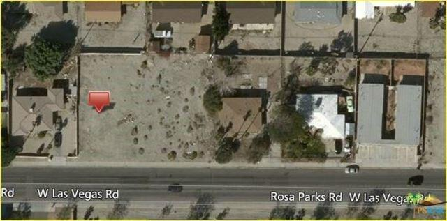 0 W Rosa Parks Road, Palm Springs, CA 92262 (#19475952PS) :: Z Team OC Real Estate