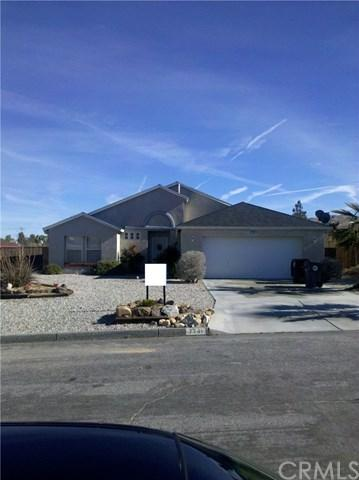 7741 Hanford Avenue, Yucca Valley, CA 92284 (#JT19136987) :: The Darryl and JJ Jones Team