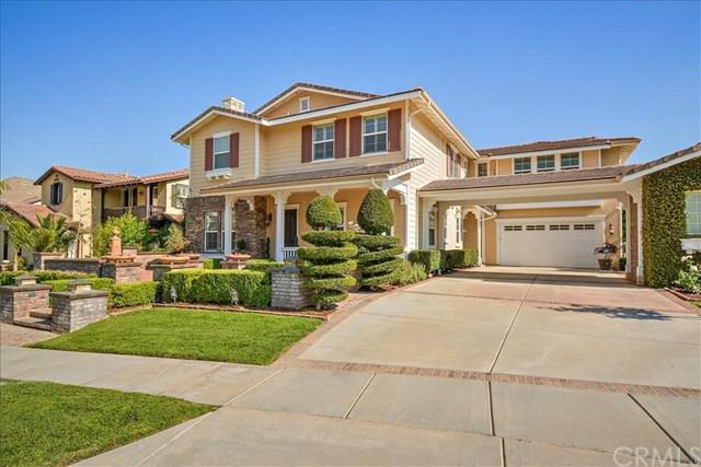 13741 Breeders Cup Drive, Rancho Cucamonga, CA 91739 (#CV19135905) :: Z Team OC Real Estate