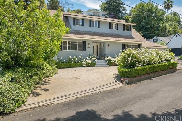 3930 Ventura Canyon Avenue, Sherman Oaks, CA 91423 (#SR19134744) :: Keller Williams Realty, LA Harbor