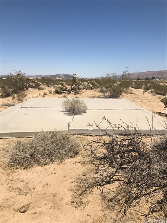 9826 Fobes Road, Morongo Valley, CA 92256 (#EV19133052) :: Sperry Residential Group