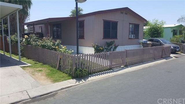 6601 Eucalyptus Drive #184, Bakersfield, CA 93306 (#SR19134809) :: Fred Sed Group