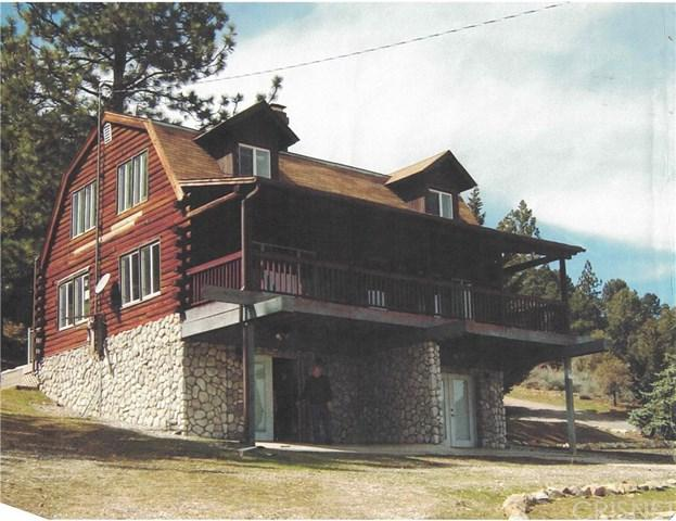 1854 Pineridge Road, Frazier Park, CA 93225 (#SR19137446) :: Faye Bashar & Associates